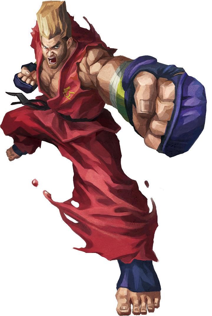 Tekken PNG - 171395