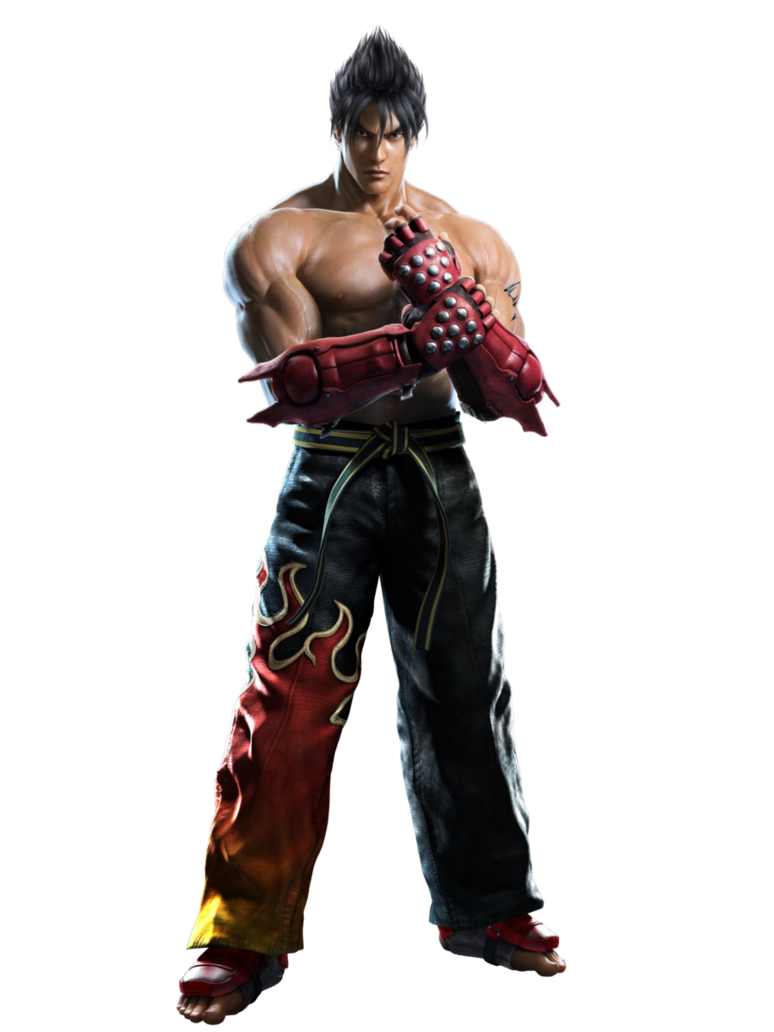 Tekken tag tournament 2 new jin kazama by devilninawilliams-d56obq7.png - Tekken PNG