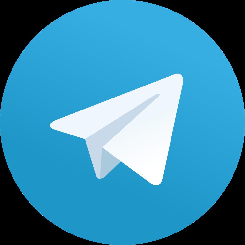 Open PlusPng.com  - Telegram Logo PNG