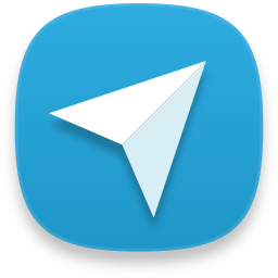 Telegram icon - Telegram Logo PNG