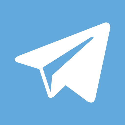 Telegram Logo Channel - Telegram Logo Vector PNG