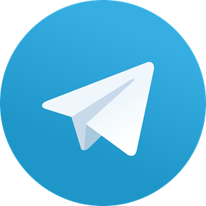 Telegram Logo Vector PNG