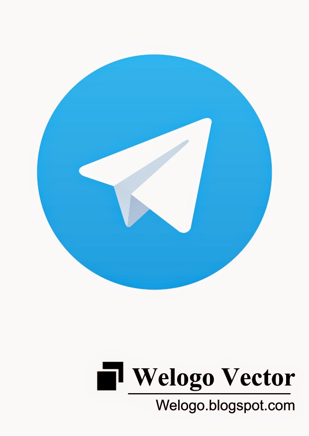 Telegram Logo | welogo - Telegram Logo Vector PNG
