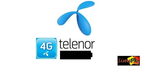 Telenor 4G Packages - Telenor PNG