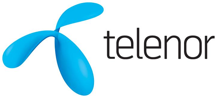 Telenor Logo - Telenor PNG