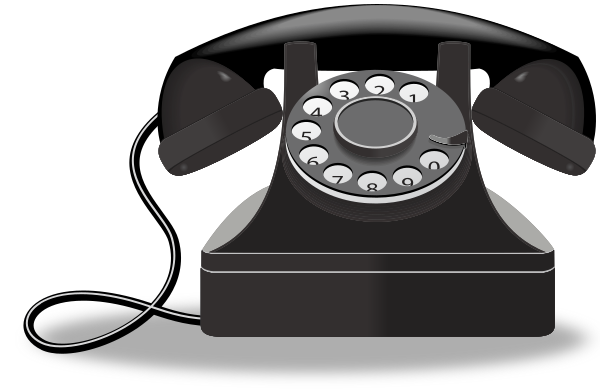 Telephone PNG-PlusPNG.com-600 - Telephone PNG