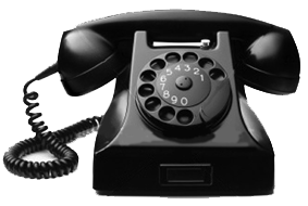 Telephone PNG - 6355