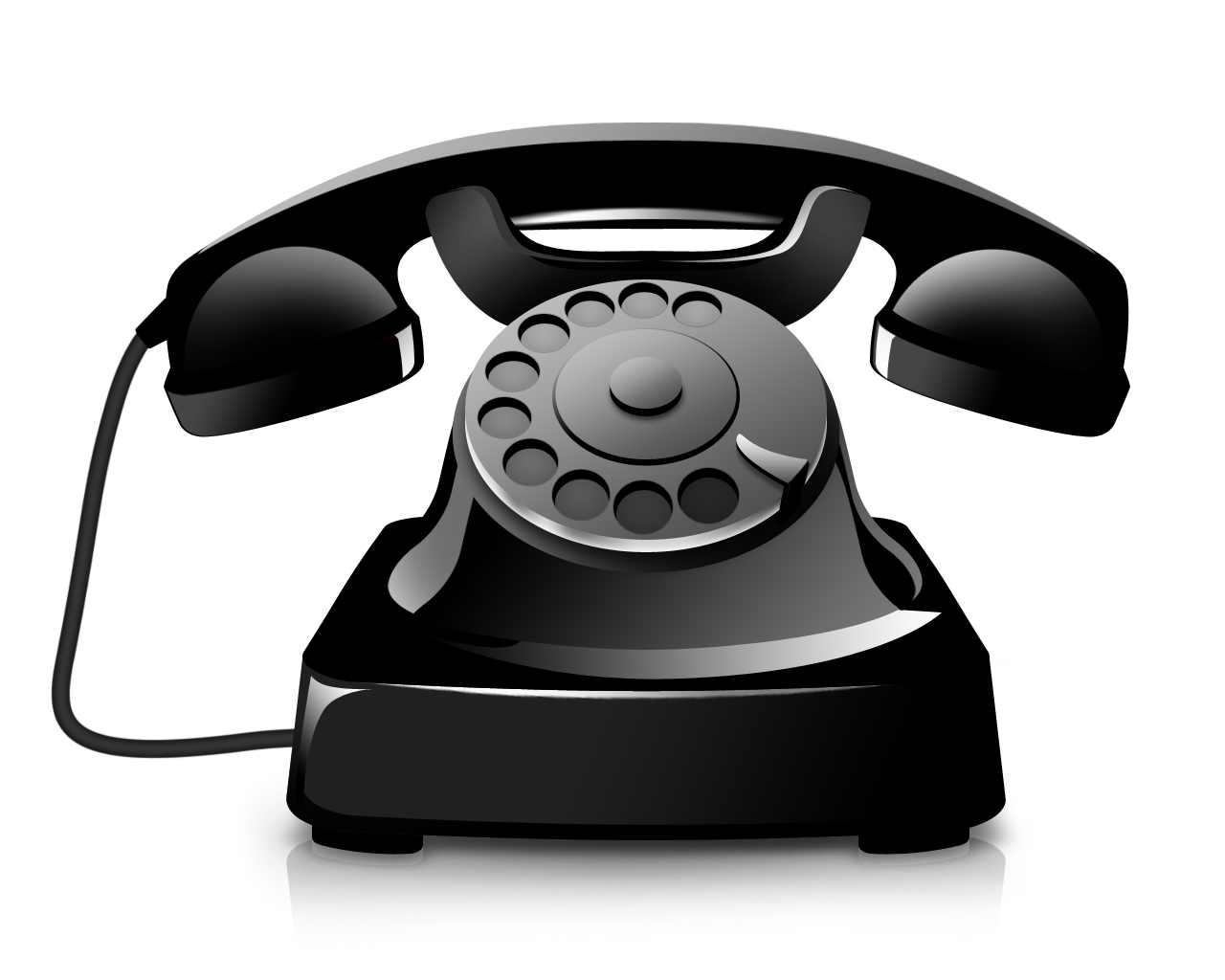 Telephone PNG - 6349