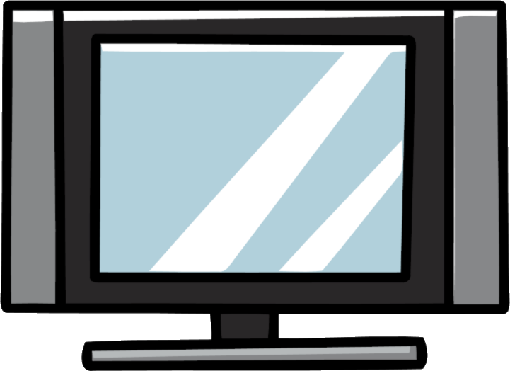 Television PNG - 13375