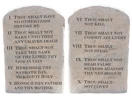 File:Ten Commandments.png - Ten Commandments PNG HD