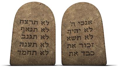 ten commandments - Ten Commandments PNG HD