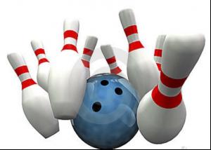 Ten Pin Bowling PNG-PlusPNG.com-300 - Ten Pin Bowling PNG
