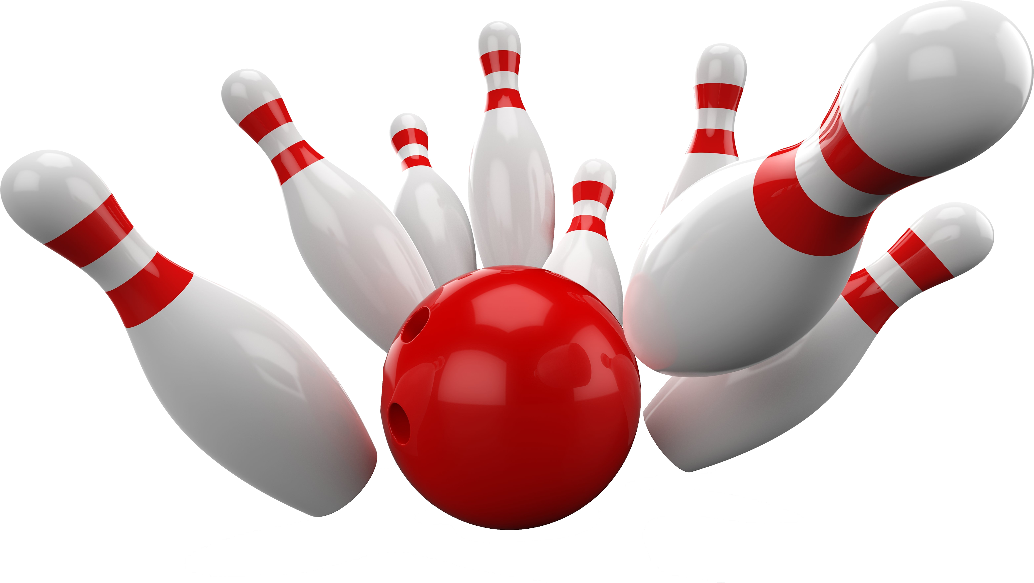 Bowling ball Strike Bowling p