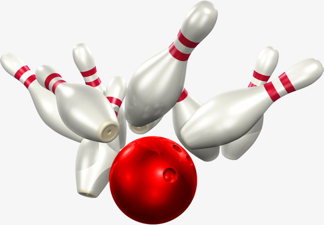 Knock down the bowling bottle, Bowling Bottle, White, Bowling PNG Image and  Clipart - Ten Pin Bowling PNG