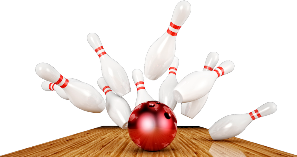 Ten Pin Bowling Special Offer - Ten Pin Bowling PNG