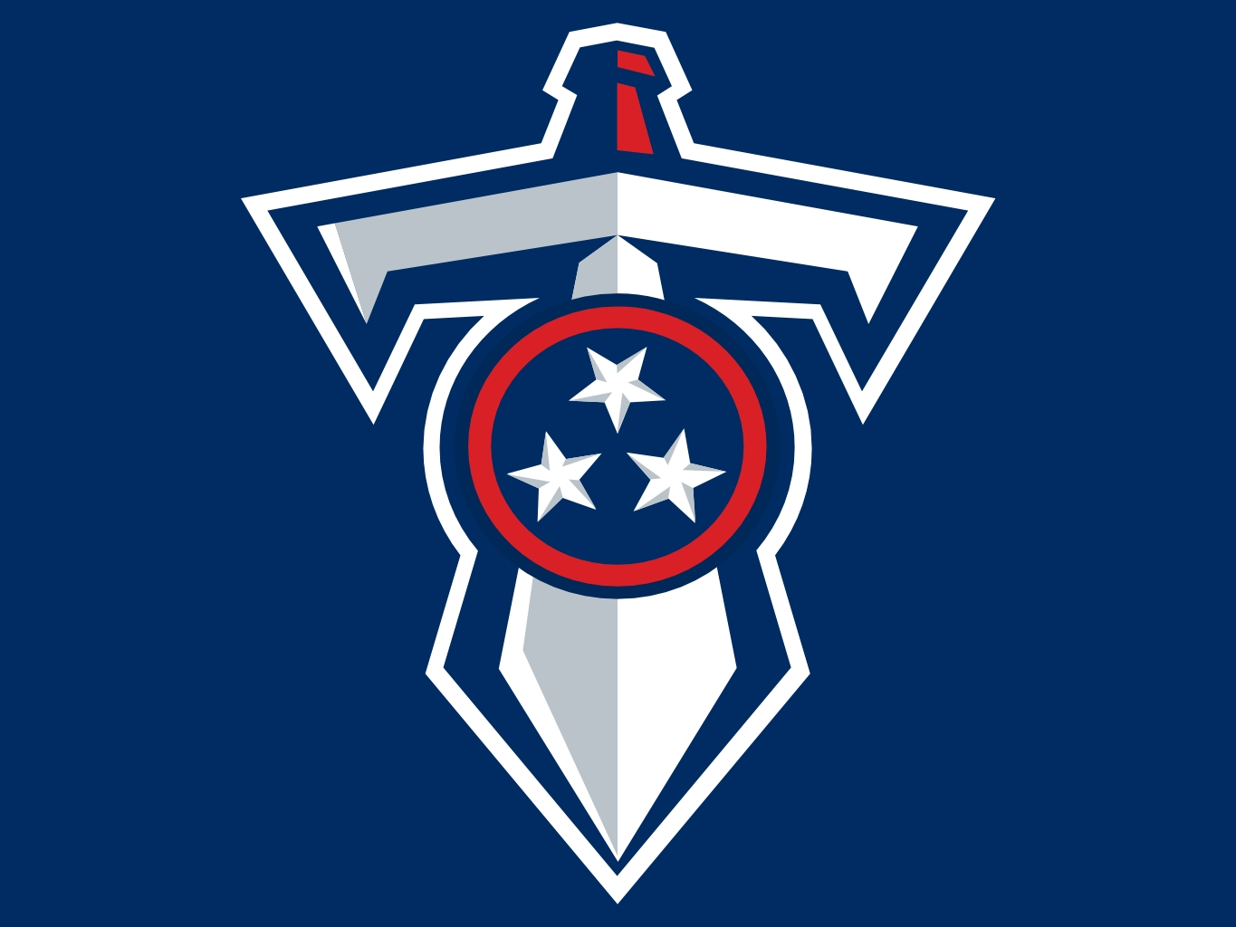Tennessee Titan Logo Clipart - Tennessee Titans Vector PNG