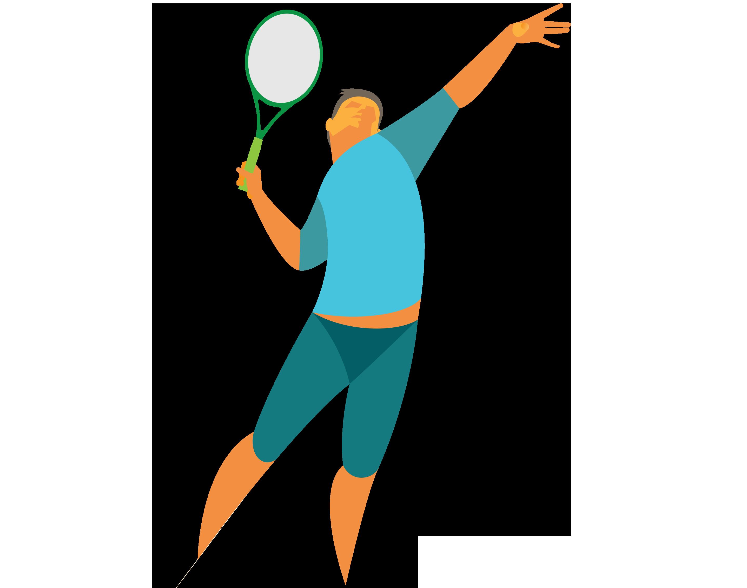 Tennis PNG - 9864