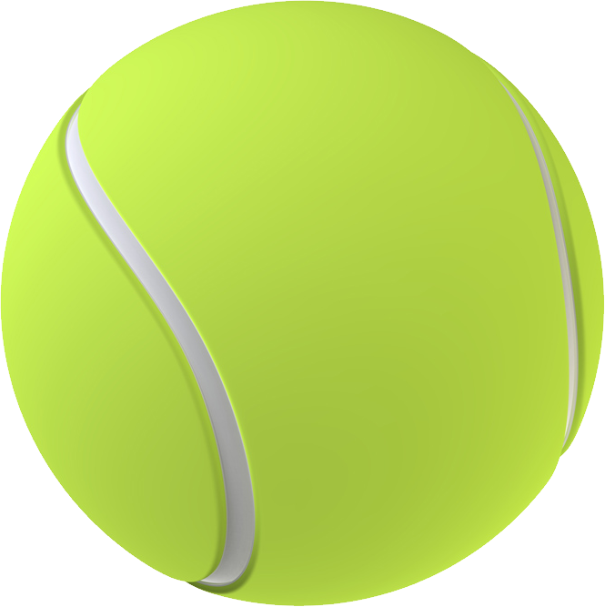 Tennis Ball PNG Transparent Image image #43450 - Tennis PNG