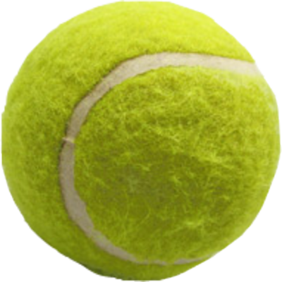 Tennis Ball Transparent PNG Image - Tennis PNG