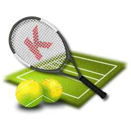 Tennis Icon | Olympic Games Iconset | Kidaubis Design image #1795 - Tennis PNG