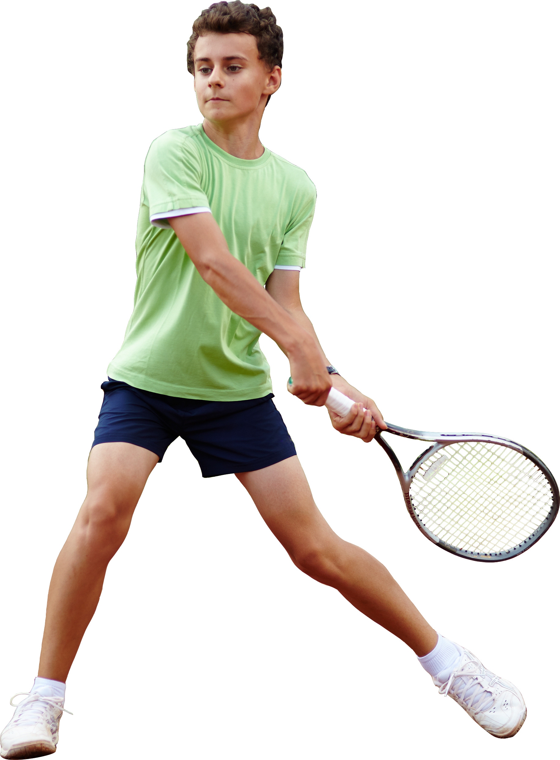 Tennis player boy PNG image - Tennis PNG