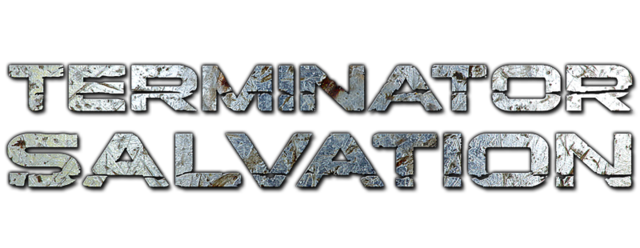 File:Terminator-salvation-movie-logo.png - Terminator HD PNG