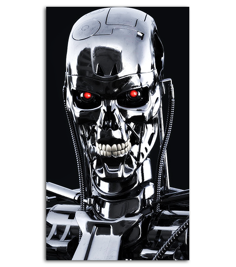Terminator Mobile Wallpaper - Terminator HD PNG