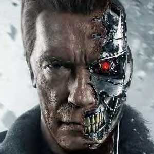 The Russian 5 copies vs Terminator - Terminator HD PNG