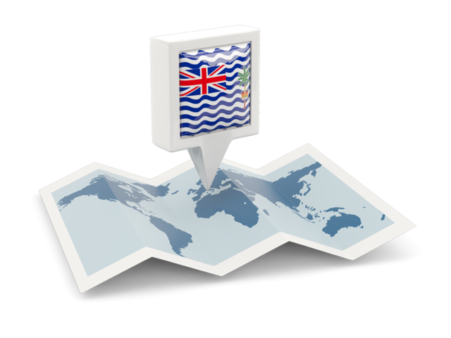 Download flag icon of British Indian Ocean Territory at PNG format - Territory PNG