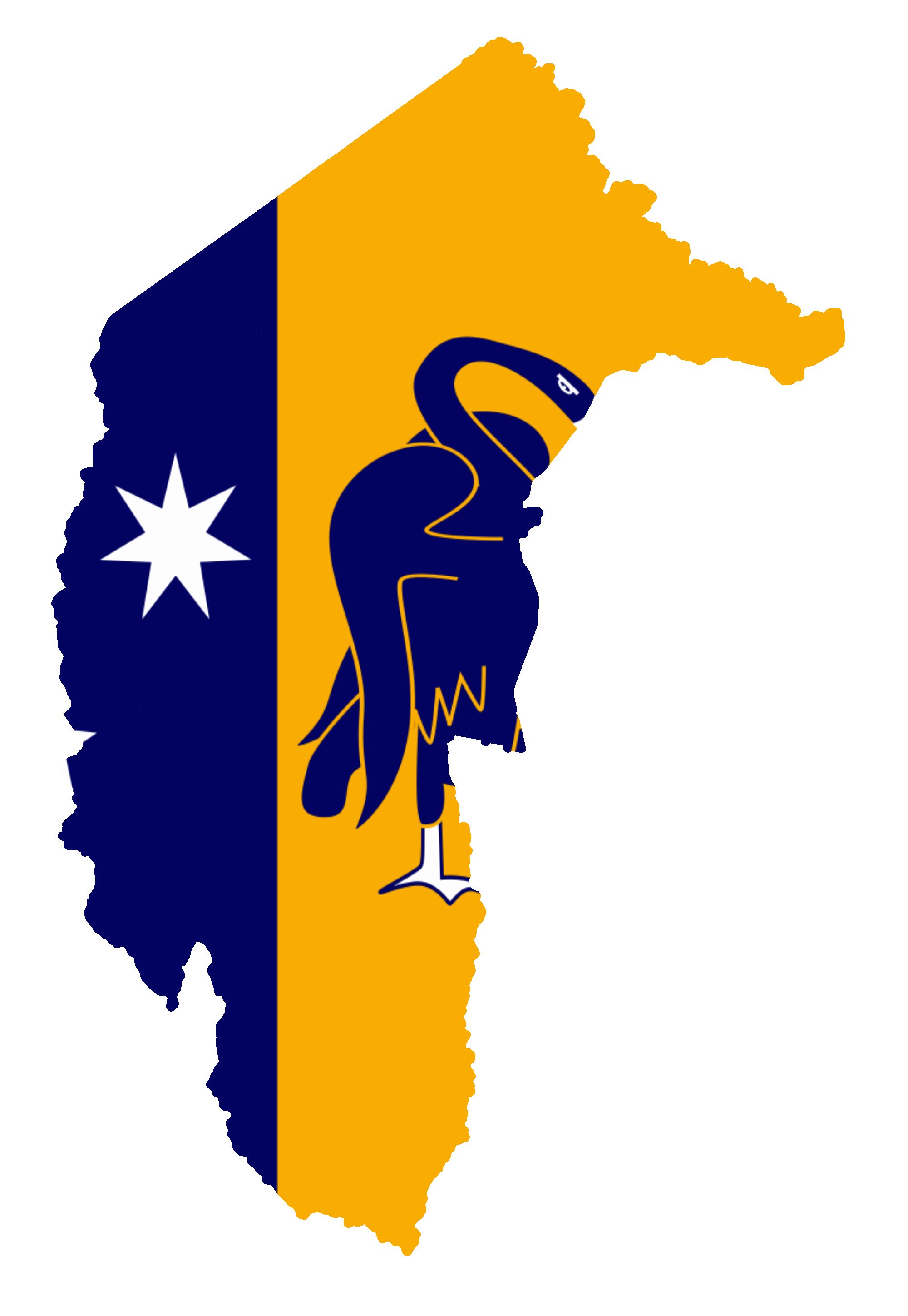 File:Flag Map of the Australian Capital Territory.png - Territory PNG