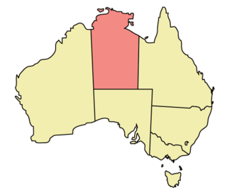 Northern Territory locator-MJC.png - Territory PNG