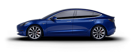 Model 3 - Tesla PNG