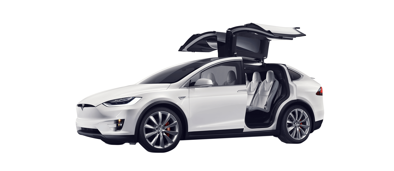 Model X - Tesla PNG