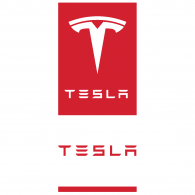 Logo of Tesla Motors - Tesla Vector PNG