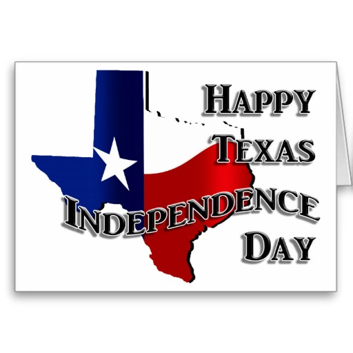 Texas Independence Day PNG
