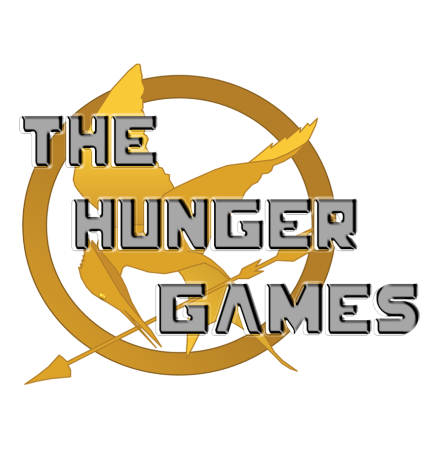 Texto Png The Hunger Games by Karlivery PlusPng.com  - The Hunger Games PNG