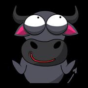 Bunma Buffalo - Thai Buffalo PNG