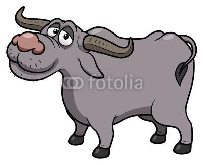 water buffalo clipart - Thai Buffalo PNG