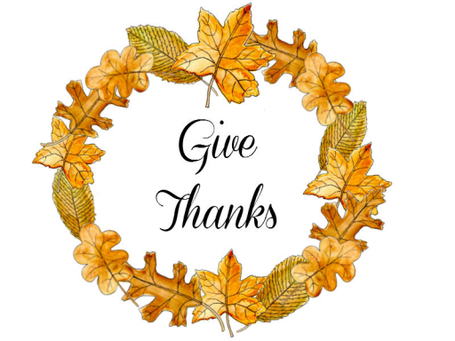 Format: PNG - Thanks Giving HD PNG