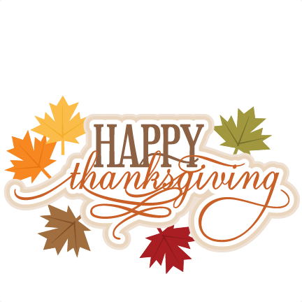 ****Thanksgiving Week Hours**** - Thanks Giving HD PNG