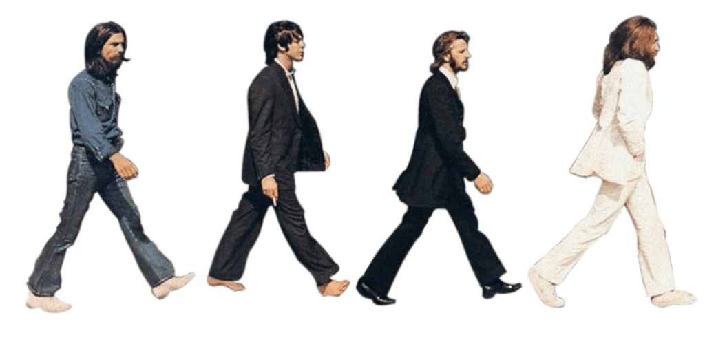 Download - The Beatles PNG