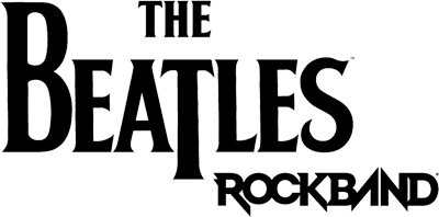 File:The Beatles Rockband Logo.png - The Beatles PNG