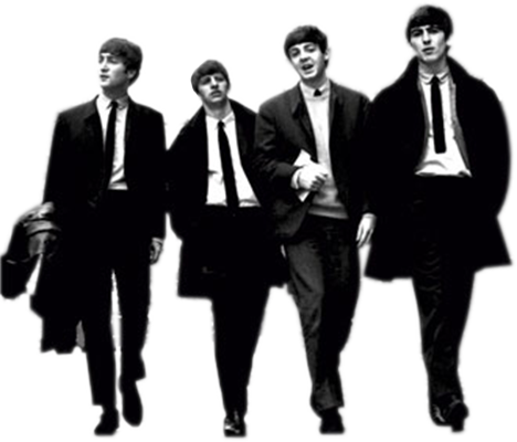 The Beatles by xOukan PlusPng