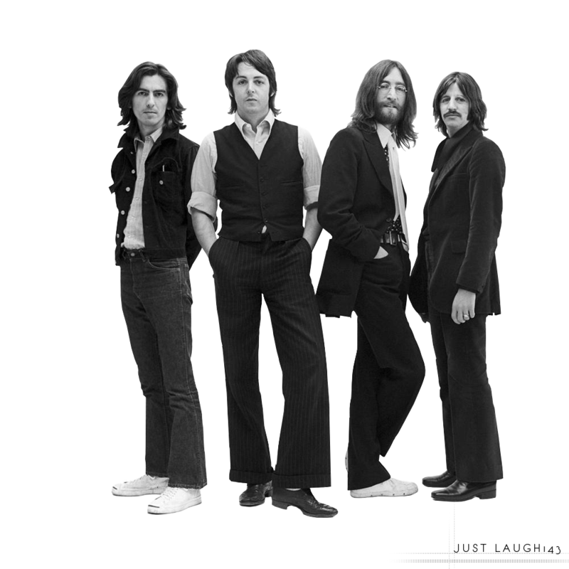 The Beatles png by JustLaugh143 PlusPng.com  - The Beatles PNG