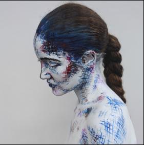 Body Art PNG - 3712