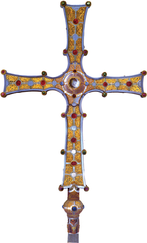 File:Notes On The Cross Of Cong, P13.png - The Cross PNG