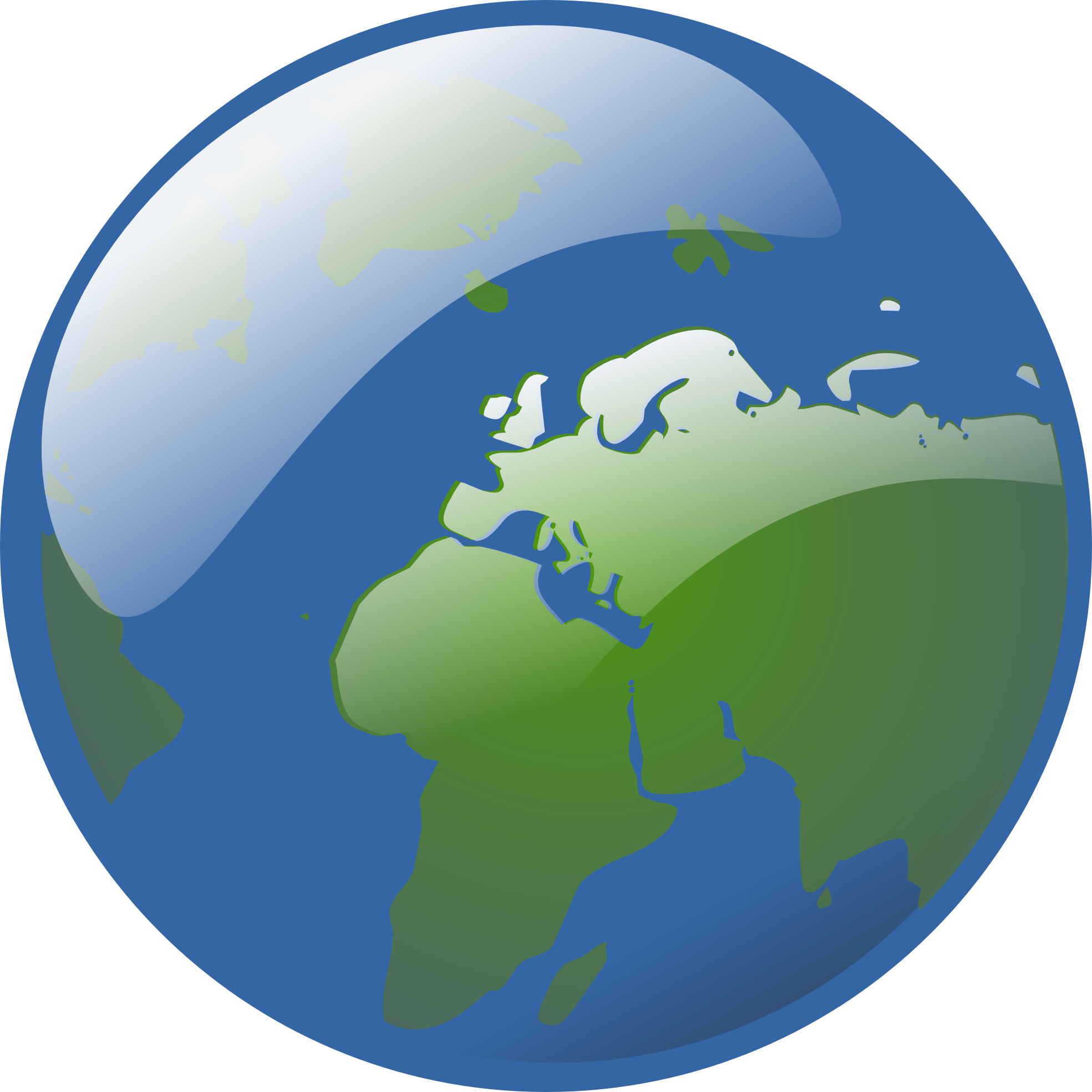 Download PNG image - Earth Png Hd - The Earth PNG