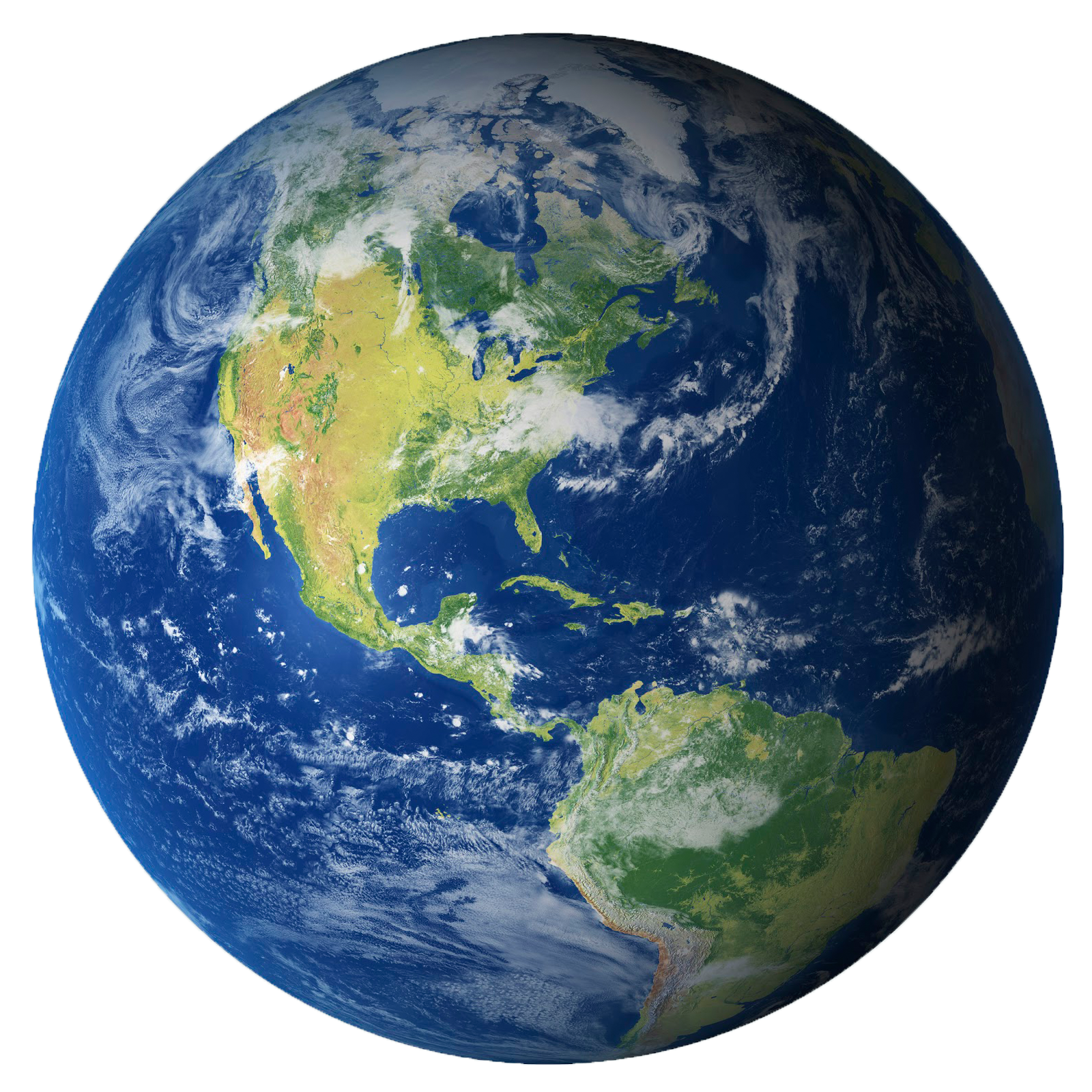 The Earth PNG