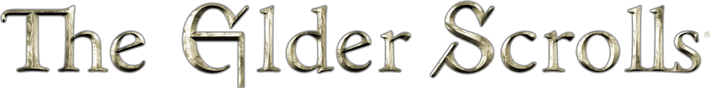The-elder-scrolls-logo.png - The Elder Scrolls PNG