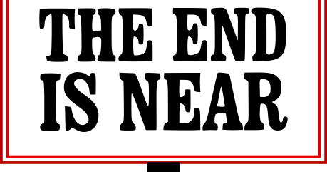 The End Is Near PNG-PlusPNG.com-459 - The End Is Near PNG